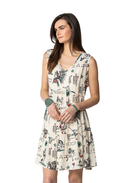 Doodle Dandy Dress