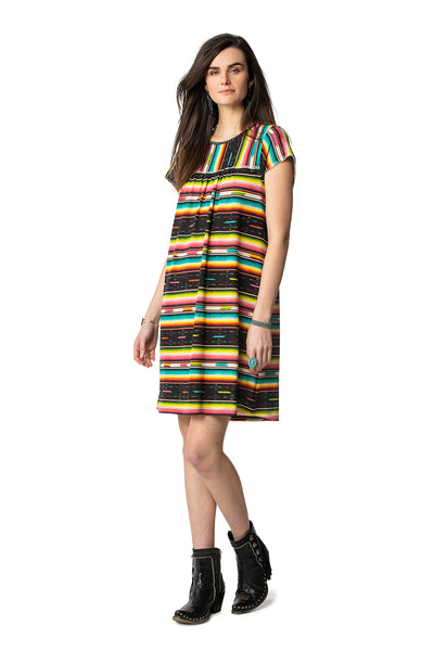 Bakersfield Serape Dress