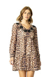 Tiger Cat Dress