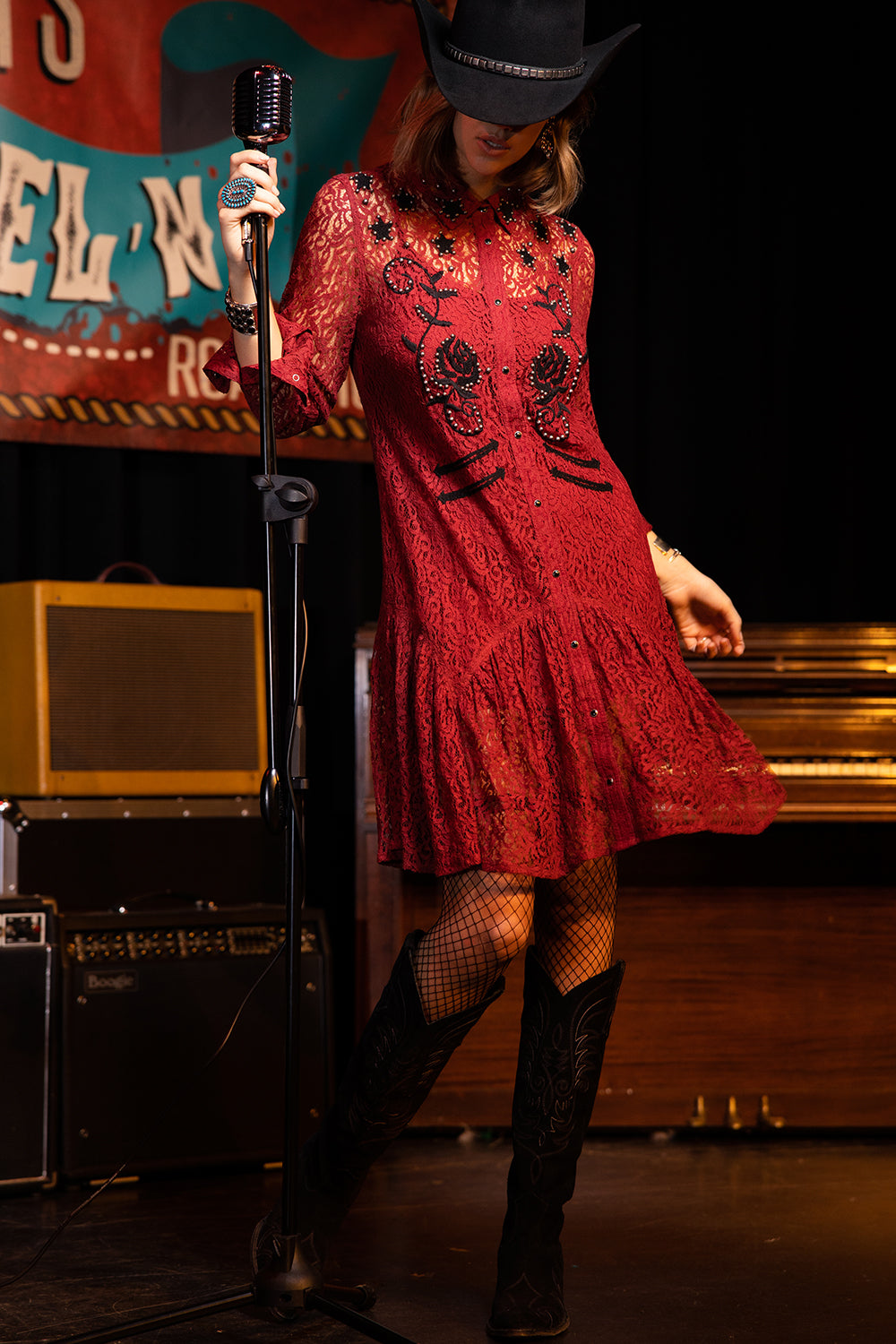 Honky Tonk Girl Dress