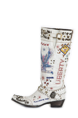 Liberty & Justice Boot