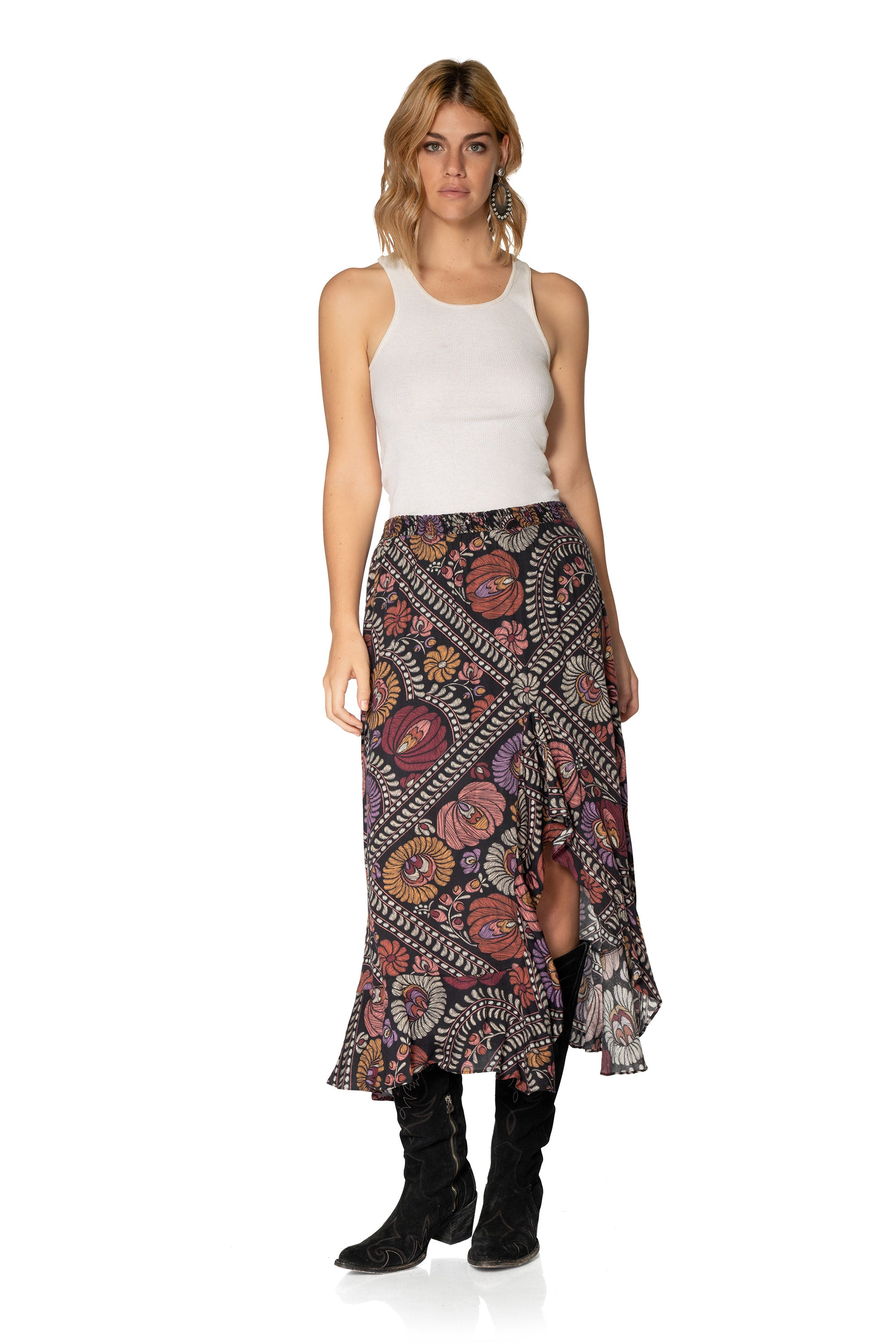 Chiapas Skirt
