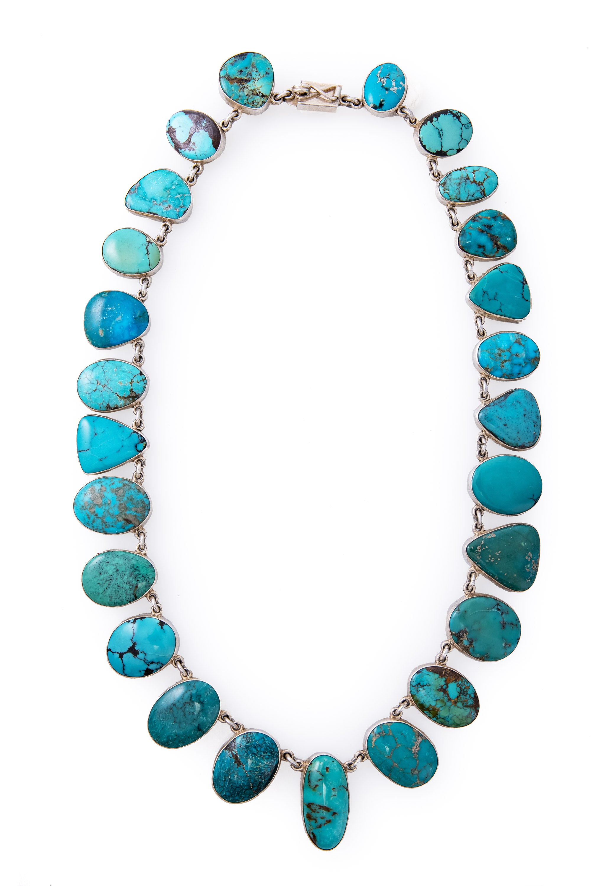 Necklace, Natural Stone, Turquoise, Federico, 1201