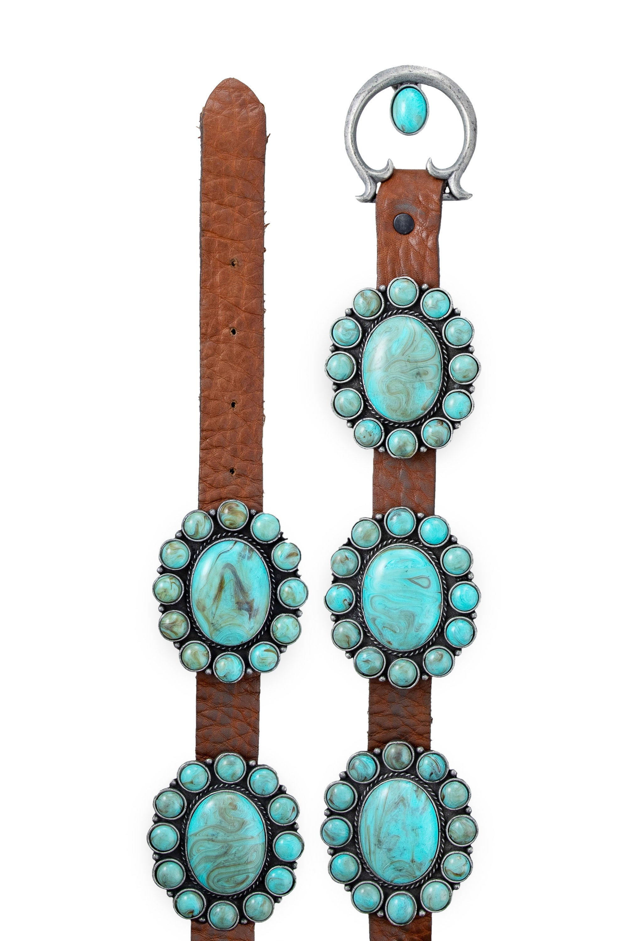 Amarillo Concho Belt