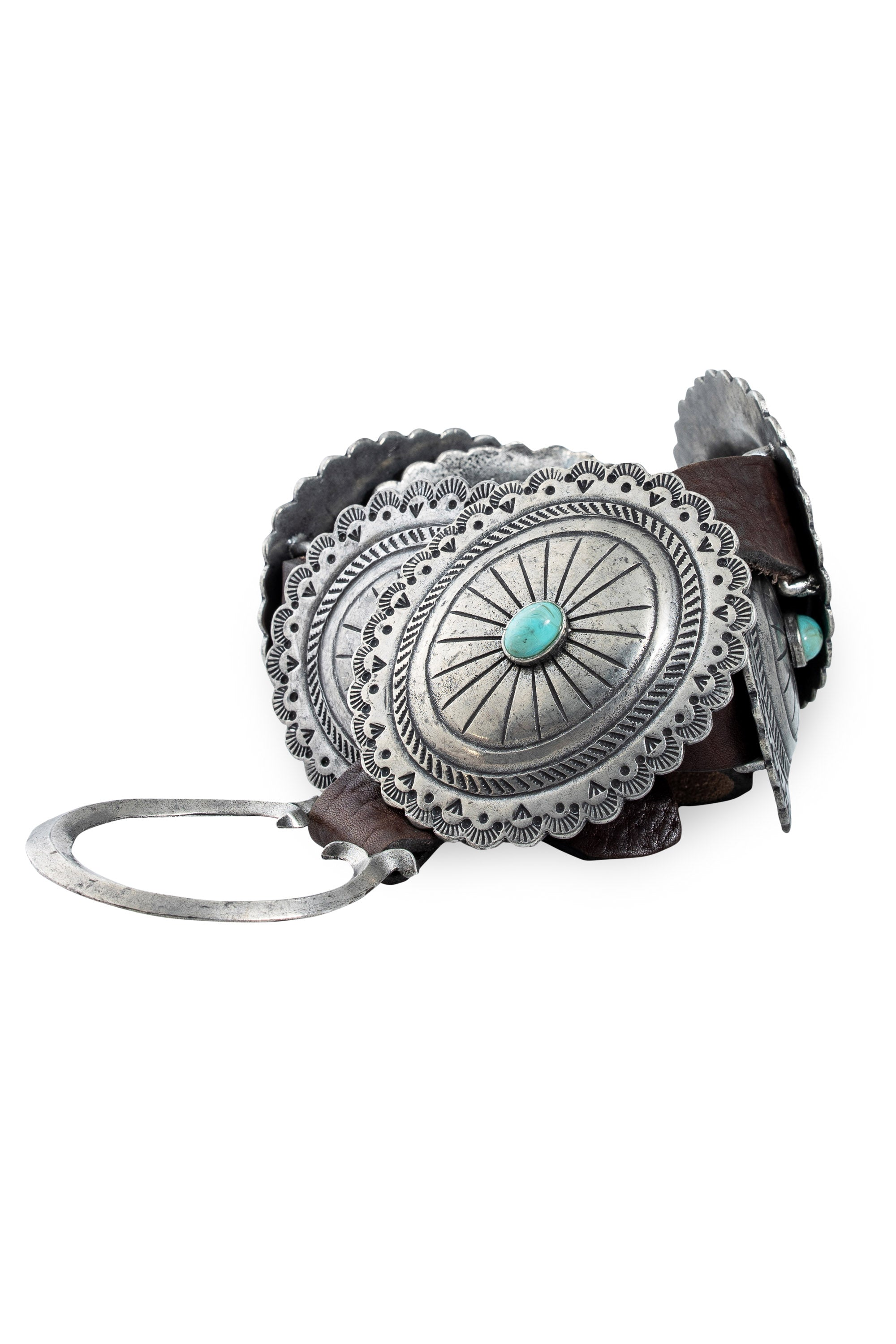 Carracas Concho Belt