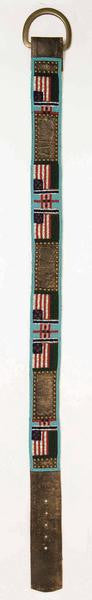Old Glory Crow Belt