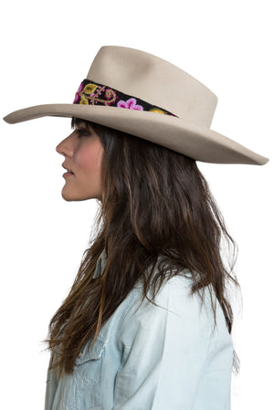 Cowgirl Bandit Hat