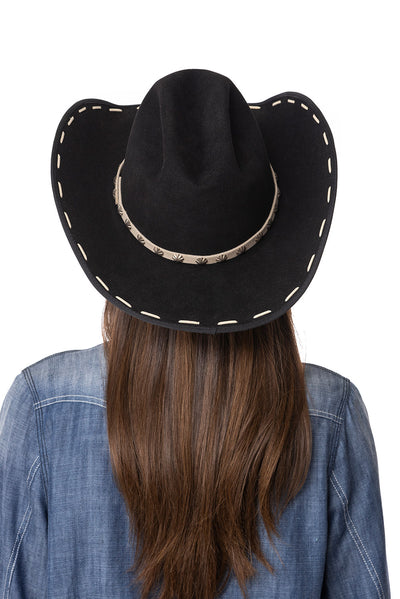 Midnight Cowboy Hat