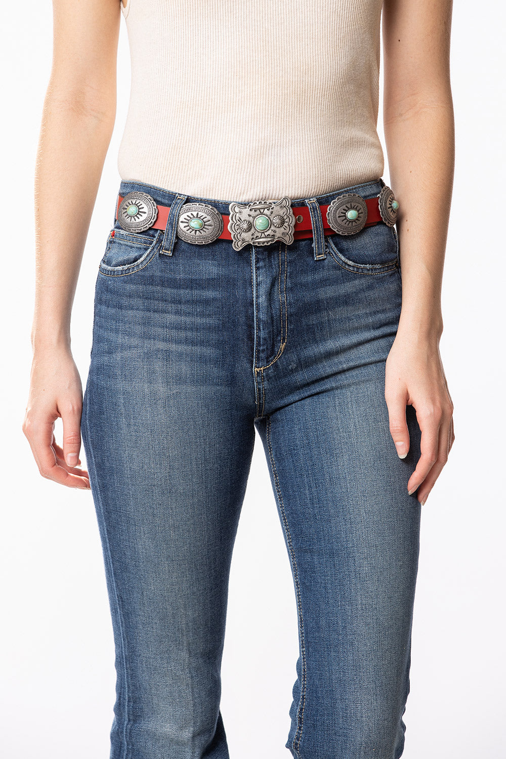 Balcones Concho Belt