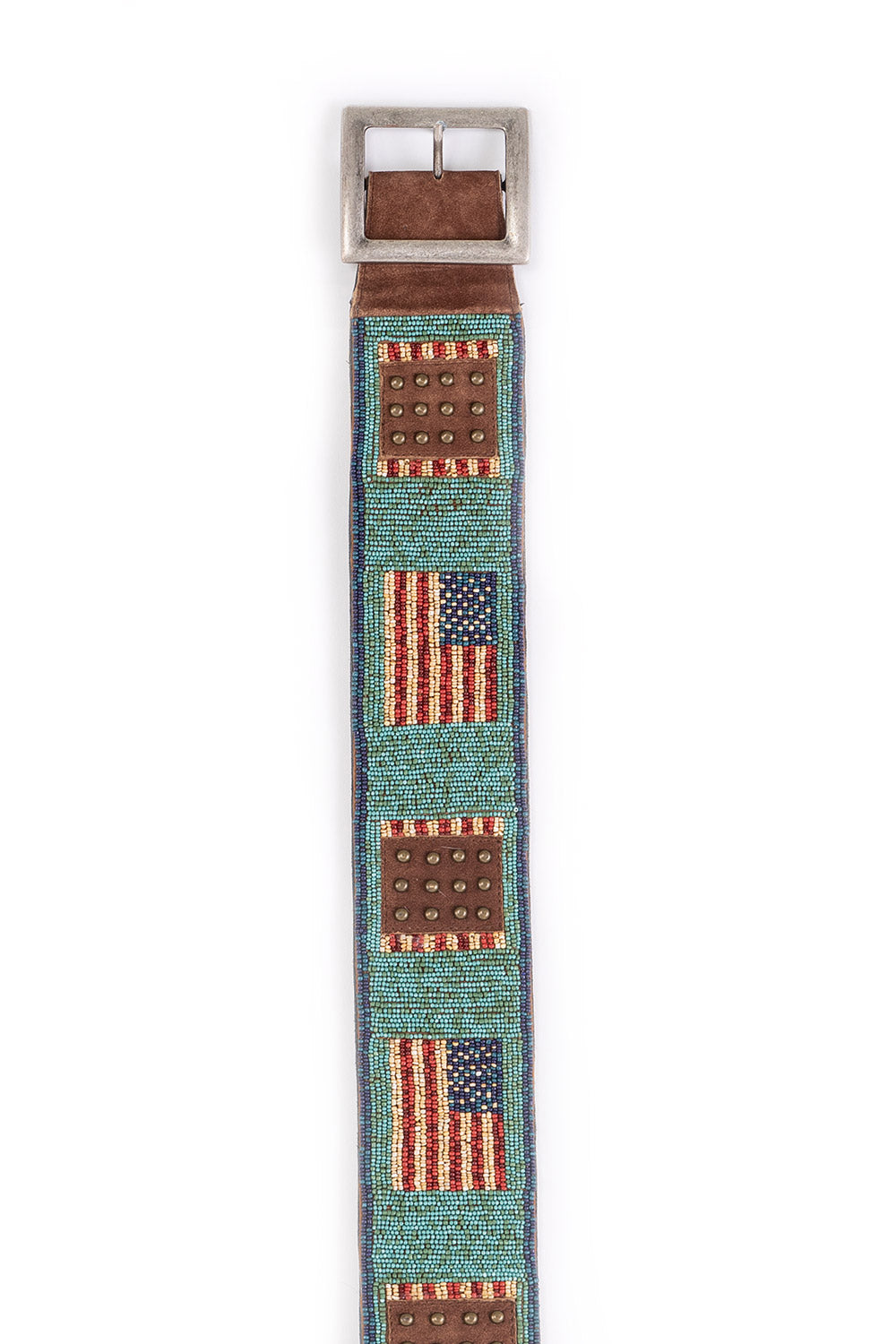 Plains Flag Belt