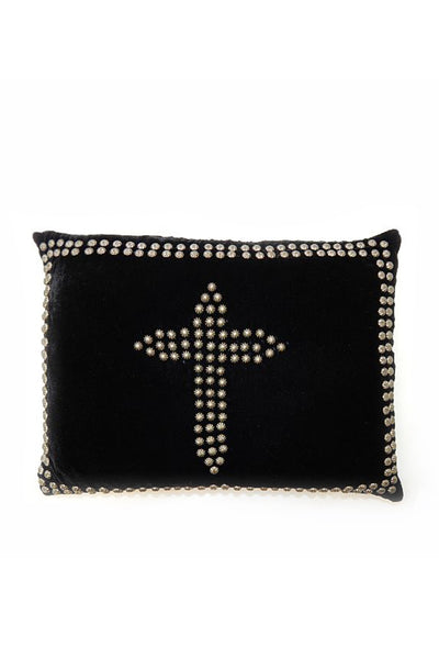 Sunday Cross Pillow