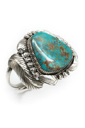 Cuff, Turquoise, Vintage, Old Pawn, 2226