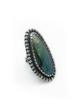 Labradorite Ring, Artisan, One-of-a-Kind