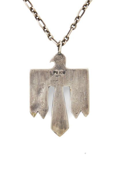 Winged Messenger Necklace