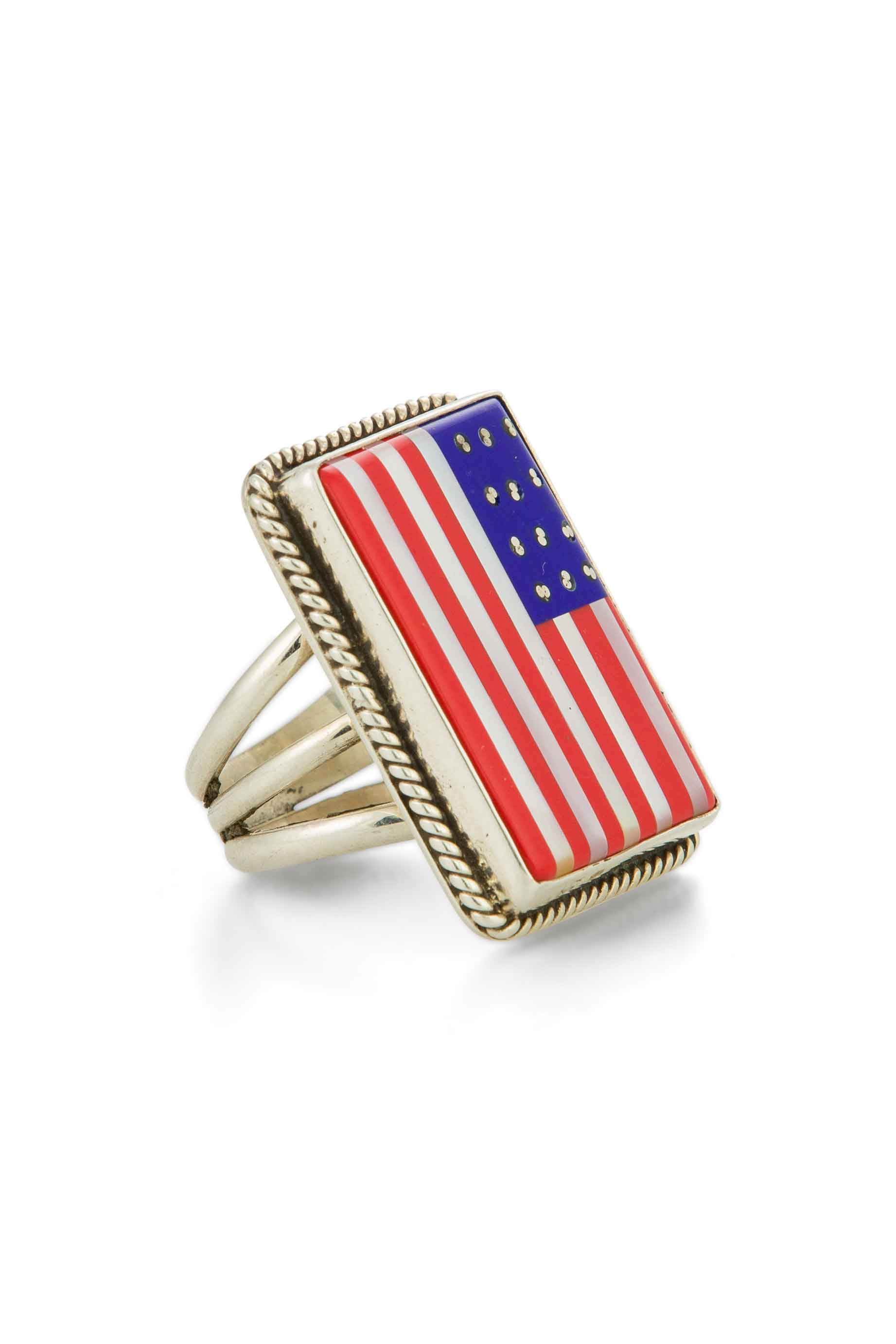 Ring, Inlay, Conversational, Freedom, 512