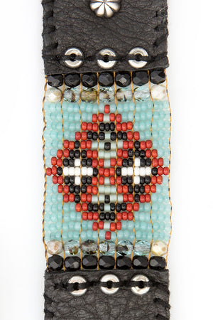 Bracelet, Beaded, Double Trouble