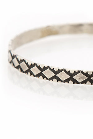 Bracelet, Bangle, Sterling, Flint Hill