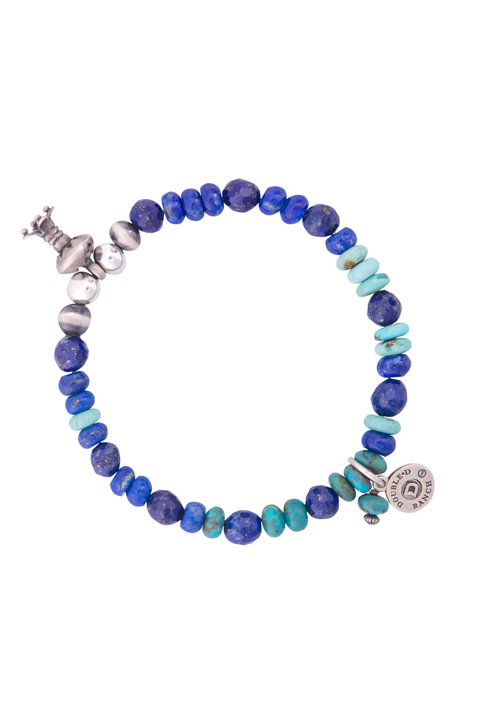 Bracelet, Stretch, Midnight Blossom