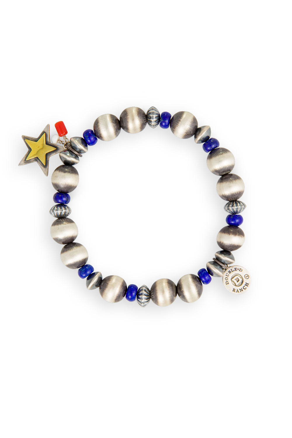 Bracelet, Stretch, Star Spangled