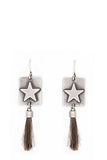 Lakota Star Earrings
