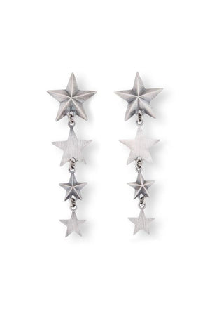 Earrings, Novelty, Star Drop