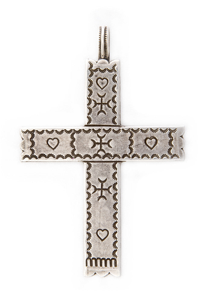 Santa Clara Cross Necklace