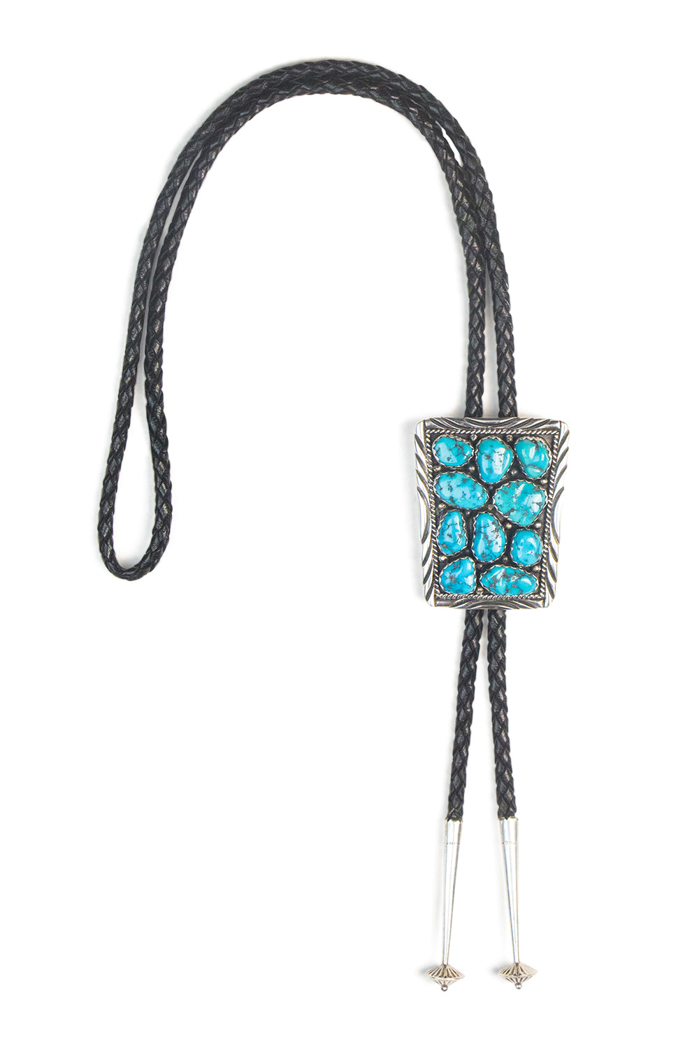 Bolo, Cluster, Turquoise, Hallmark, Turquoise, 916