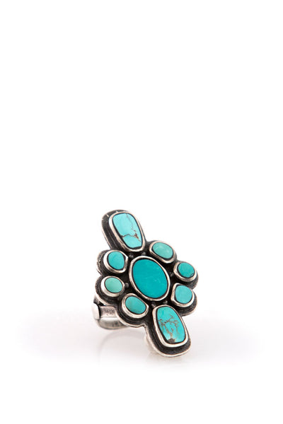 Ring, Collection, Wanderer, Turquoise