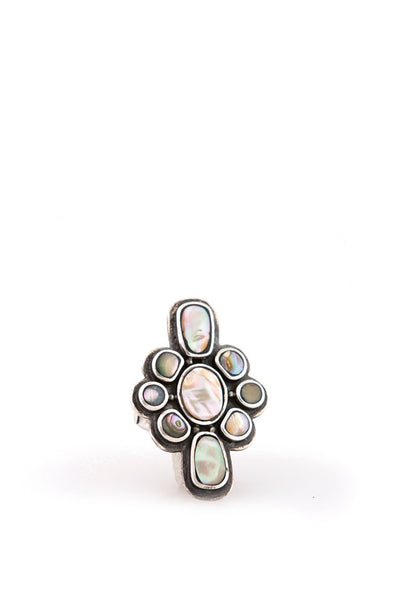 Ring, Collection, Wanderer, Abalone