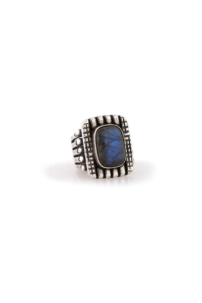 Ring, Natural Stone, Single Stone, Guardian, 257