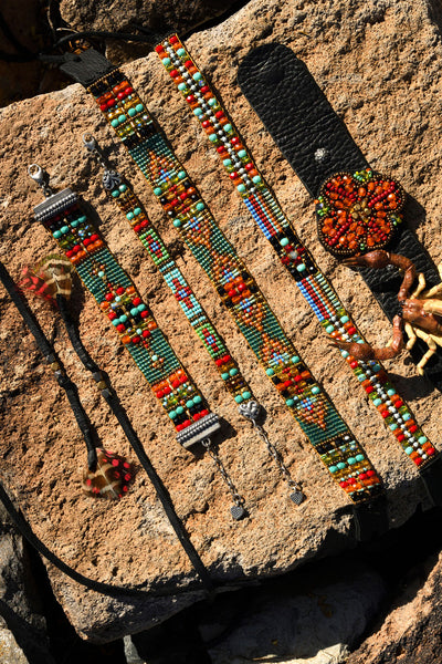 Bracelet, Beaded, Arizona Highway