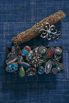 Vintage Statement Pin