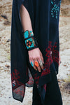 Cuff, Beaded, Hopi Love