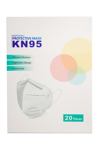 Miscellaneous, KN95 Mask, Set of 20