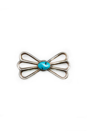 Pin, Butterfly, Turquoise, Vintage, 165
