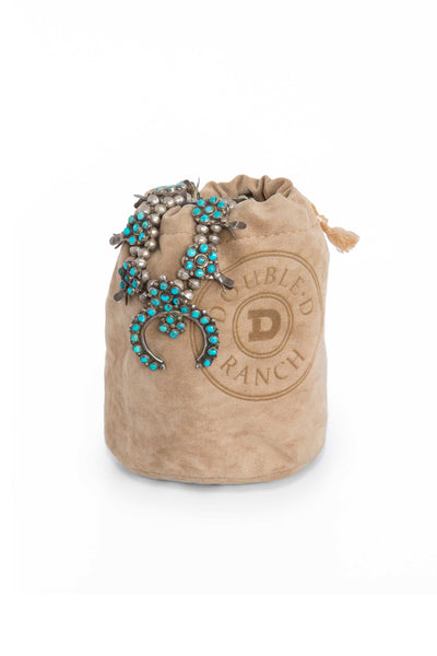 Travel Series - The Drawstring Jewelry Pouch