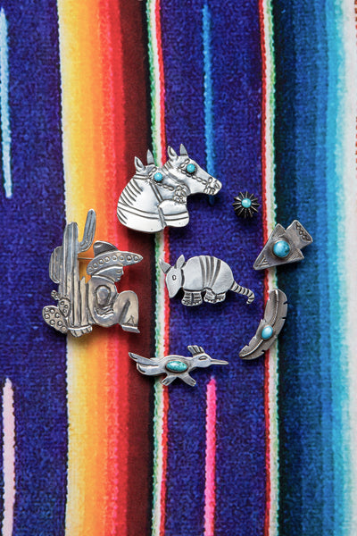 Pin, Collection, Chaparral