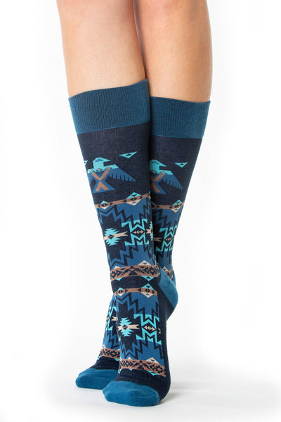 Night Raven Sock