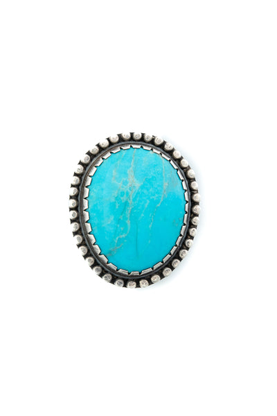 Ring, Turquoise, Vintage, 619