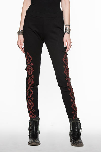 Diamond Back Legging