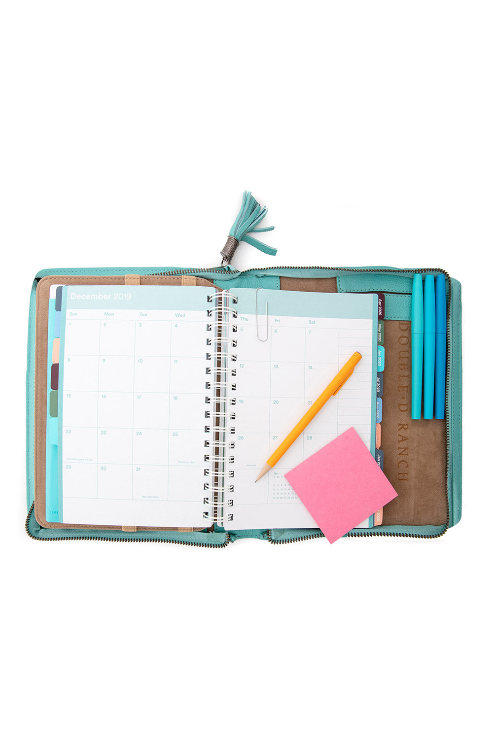 Travel Series - The Pecos Planner