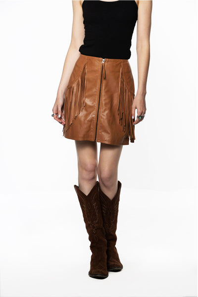 Saddle Up Skirt