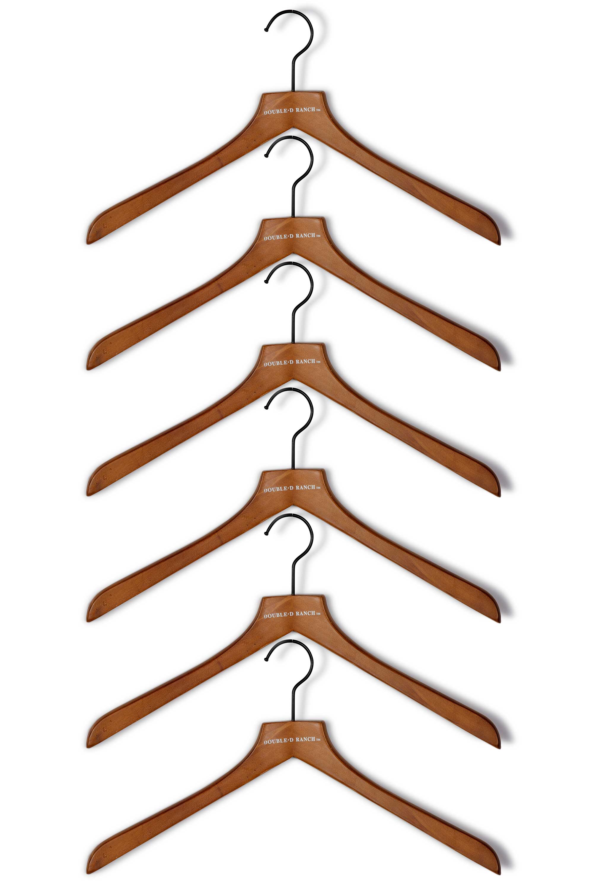 Wood Jacket Hanger