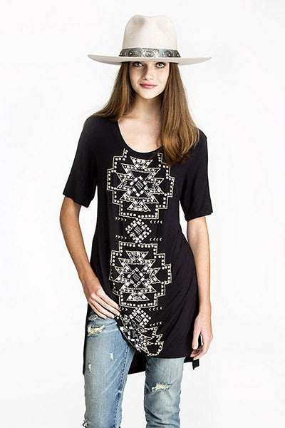 Looking Glass Tunic