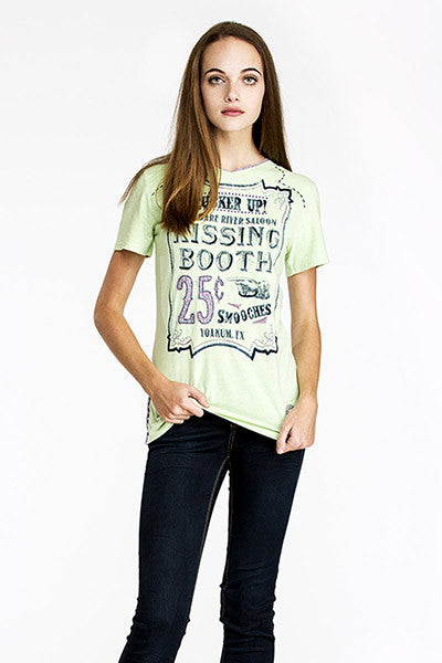 Kissing Booth Tee