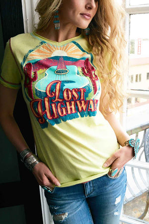 A Lost Highway Tee