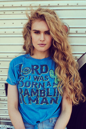 A Ramblin' Man Top