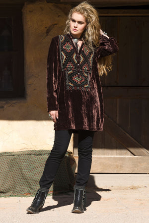 Wind River Tunic