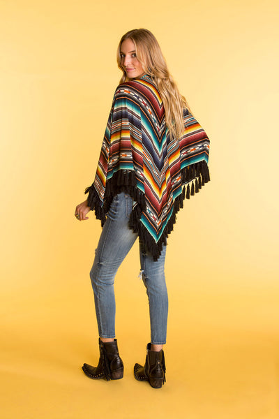 Arizona Highway Poncho