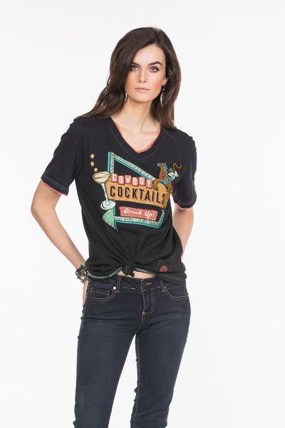Cowboy Cocktails Top